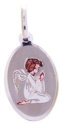 Medalik srebrny (1,6 g) - Aniołek MK027