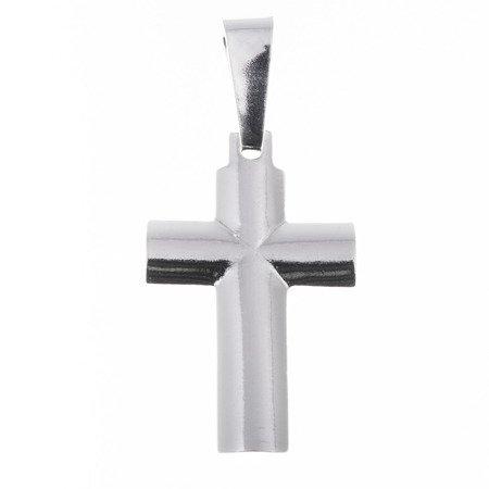 Krzyżyk srebrny MO027